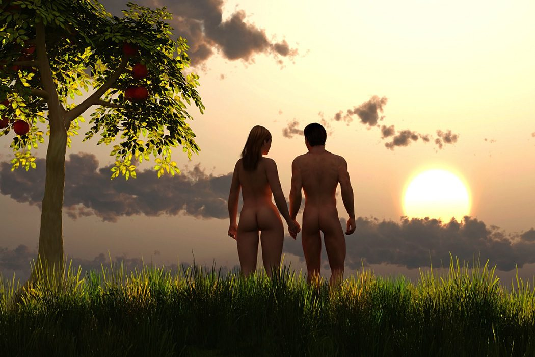 """As old as Adam and Eve"" by Greg Alder"